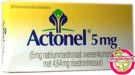 Actonel Risedronate sodium 5mg  Aventis