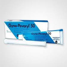 Gyno-Pevaryl Econazole Cilag 3X40gmCream