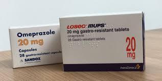Losec Omeprazole 20mg  Astra